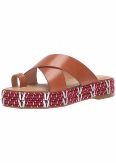Sigerson Morrison Women's Jacob Espadrille Wedge Sandal  40 M EU (10 US)