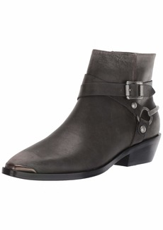 Sigerson Morrison Women's Jade Ankle Boot T.Moro and Black 38 M EU ( US)