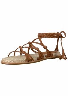 Sigerson Morrison Women's James Flat Sandal  3 M EU ( US)