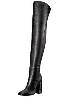 Sigerson Morrison Women's Jessica Over The Knee Boot  7.5 Medium US