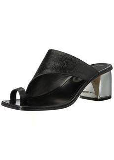 Sigerson Morrison Women's Marcel Heeled Sandal  7 Medium US