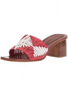 Sigerson Morrison Women's Marnin Heeled Sandal  6 Medium US