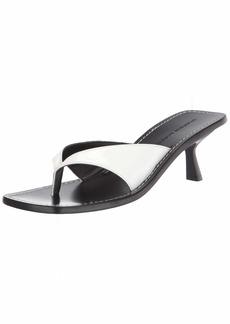 Sigerson Morrison Women's Open Toe Sandal Slide