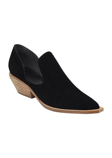 Sigerson Morrison Tabatha Suede Cutout Ankle Booties