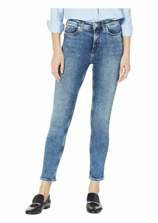 Silver Jeans High Note High-Rise Skinny Leg Jeans in Indigo L64027SSX266