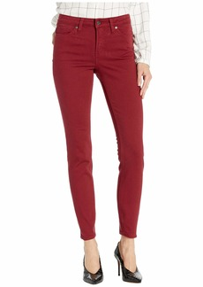 Silver Jeans Most Wanted Mid-Rise Skinny Jeans
