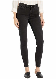 Silver Jeans Most Wanted Mid-Rise Skinny Jeans in Black L63022SBK577