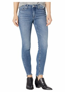 Silver Jeans Most Wanted Skinny Jeans with Step Hem L63024SFV215