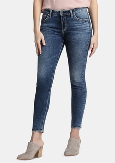 Silver Jeans Avery Ankle Skinny Jeans