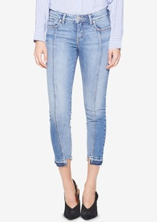 Silver Jeans Co. Aiko Mid Rise Skinny Ankle Jeans