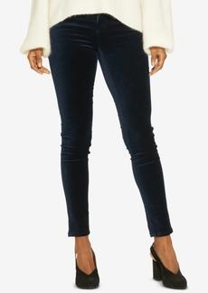 Silver Jeans Co. Aiko Velvet Skinny Jeans
