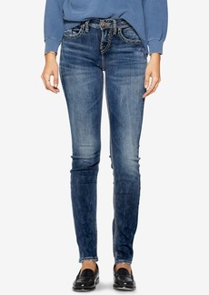 Silver Jeans Co. Avery Ankle Skinny Jeans