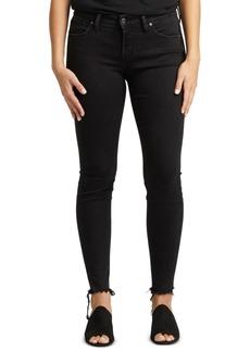 Silver Jeans Co. Avery Curvy-Fit Skinny-Leg Jeans