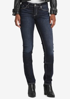 Silver Jeans Co. Elyse Straight Leg Jeans
