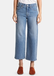 Silver Jeans Co. Go Wide Cropped Jeans