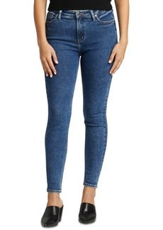Silver Jeans Co. High-Rise Skinny Jeans