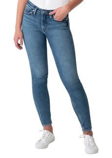 Silver Jeans Co. Most Wanted Ankle Skinny Jeans