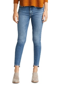Silver Jeans Co. Most Wanted Mid-Rise Skinny Jeans