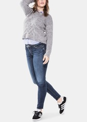 Silver Jeans Co. Plus Size Suki Super-Skinny Jeans