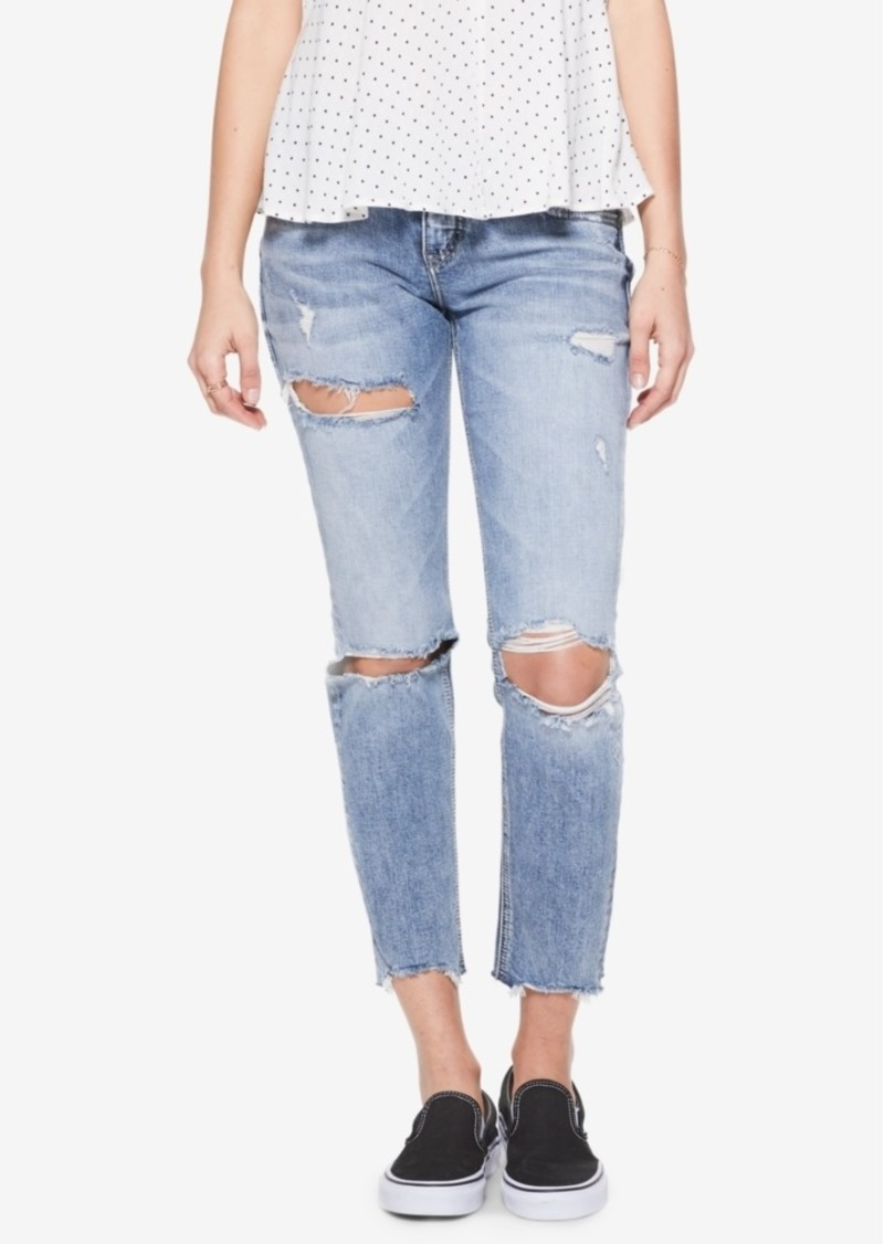 1c854f4d Silver Jeans Silver Jeans Co. Sam Ripped Boyfriend Jeans | Denim