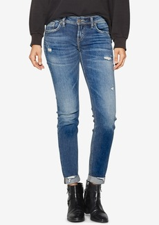Silver Jeans Co. Sam Slim Fit Jeans