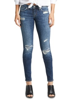 Silver Jeans Co. Tuesday Ripped Skinny Jeans