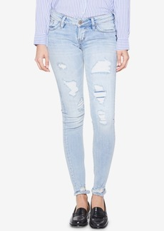 Silver Jeans Co. Tuesday Low Rise Super Skinny Jeans