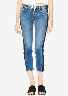 Silver Jeans Co. Vintage Mid Rise Slim Ankle Jeans