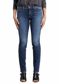 Silver Jeans Co. Women's Avery Straight  27W x 32L