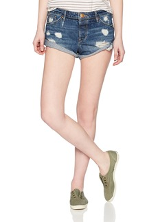 Silver Jeans Co. Women's Breccan Mid-Rise Shorts