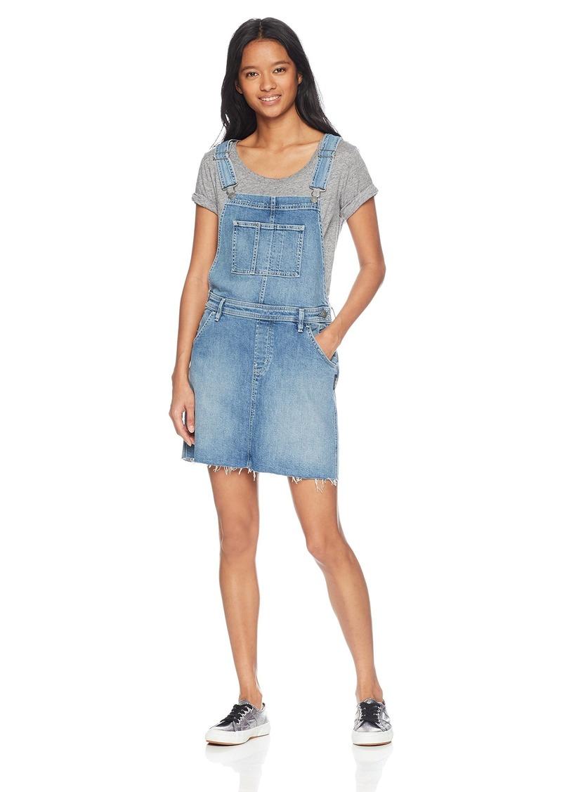 Silver Jeans Co. Women's Denim Skirtall  Indigo M
