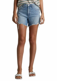Silver Jeans Co. Women's Frisco High Rise Shorts
