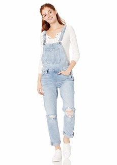 Silver Jeans Co. Women's Over It All Slim Leg Overalls
