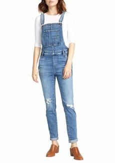 Silver Jeans Co. Women's Overalls Slim Leg Jeans