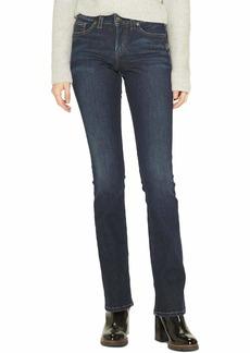 Silver Jeans Co. Women's Suki Curvy Fit Mid Rise Slim Bootcut  Wx 33L
