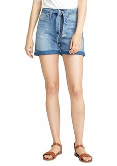 Silver Jeans Co. Women's Tied and Wide Short