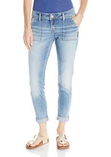 Silver Jeans Women's Boyfriend
