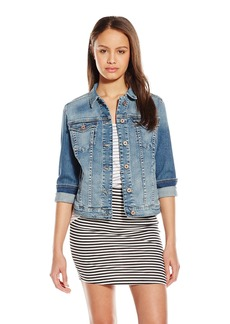 Silver Jeans Women's Denim Vintage Jacket