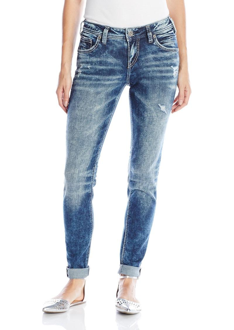Silver Jeans Women's Girlfriend Jean