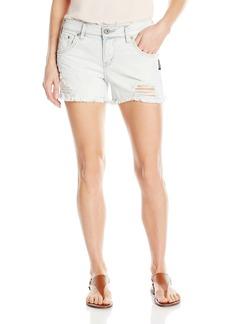 Silver Jeans Women's Loose Boyfriend Short
