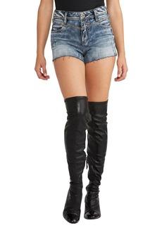 Silver Jeans Women's Vintage High Ride Short