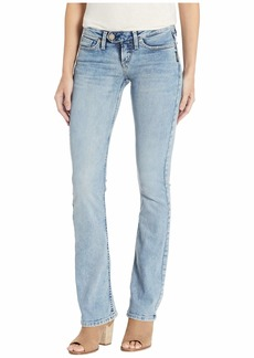 Silver Jeans Tuesday Low Rise Slim Bootcut Jeans in Indigo L12602ASC275