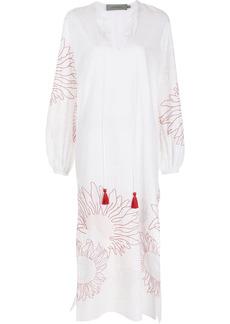 Silvia Tcherassi Mayfair embroidered dress