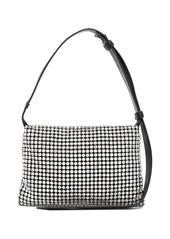Simon Miller crystal embellished clutch bag