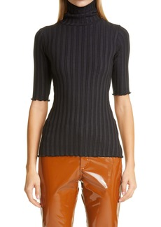 RIB by Simon Miller Mack Turtleneck Top