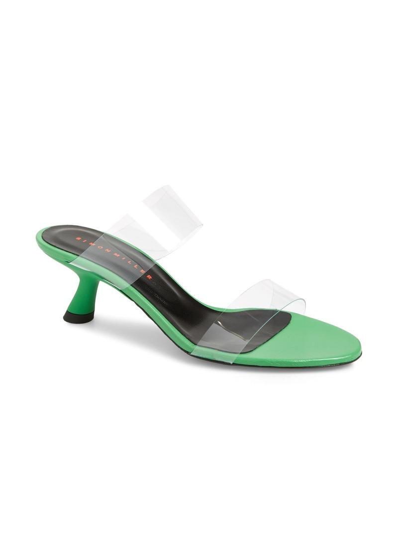ce47e8379 Simon Miller Simon Miller Slant Heel Slide Sandal (Women)