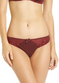 Simone Perele Andora Stretch Cotton Thong
