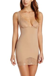 Simone Perele Women's Top Model Body Shaper Slip Dress  Size -Medium