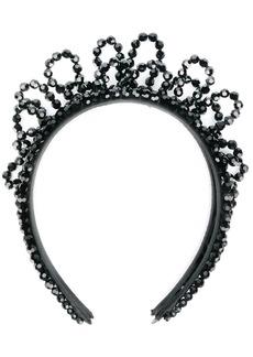 Simone Rocha crown style beaded headband