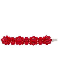 Simone Rocha flower hair clip